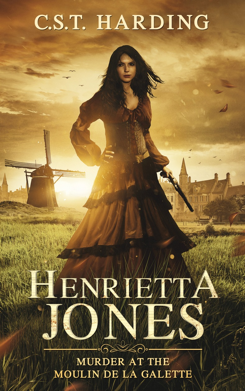 Henrietta Jones - eBook